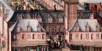The exchange of Hendrick de Keyser