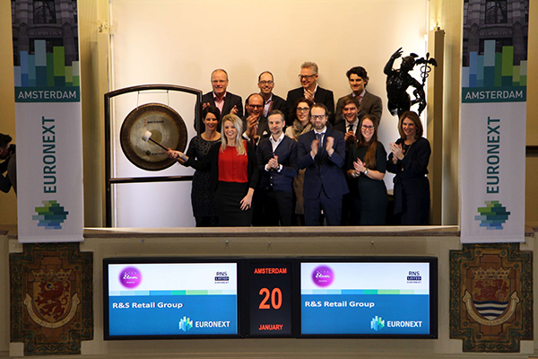 R&S Retail Group (damesmodeketen Miss Etam) debuteert op Amsterdamse beurs