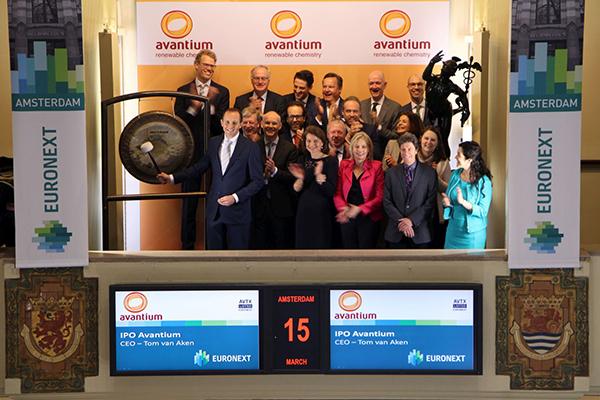 Chemiebedrijf Avantium, bioplastic, naar Amsterdamse beurs