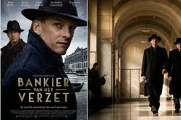 Film over Wally van Hall (Bankier van het verzet) gaat in première