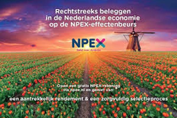 Herstart Haagse mkb-beurs NPEX